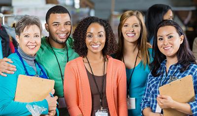 Employee engagement improves staff satisfaction