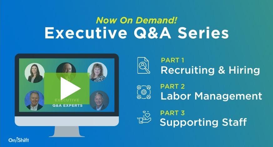 Blog Exec QA Series On Demand
