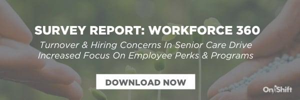 CTA_Senior Care Workforce Survey Report