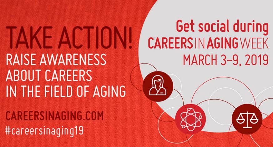 Celebrate Careers in Aging