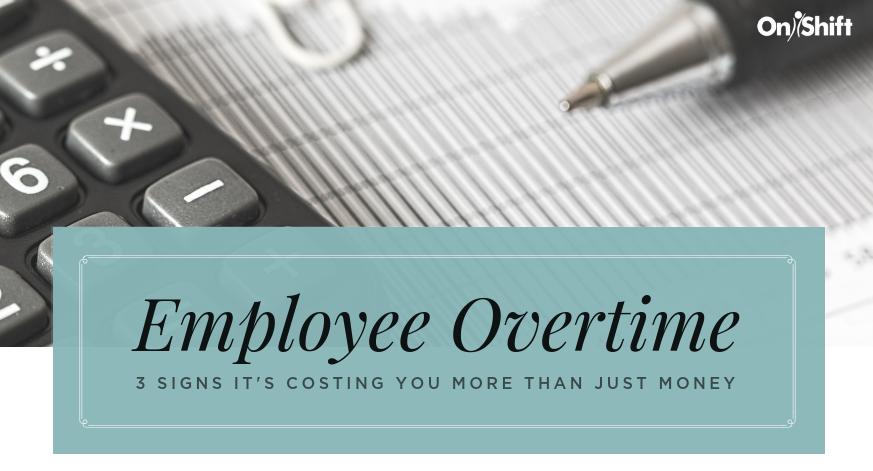 Employee Overtime
