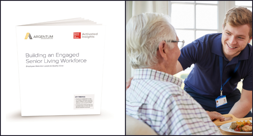 Engaged Senior Living Workforce