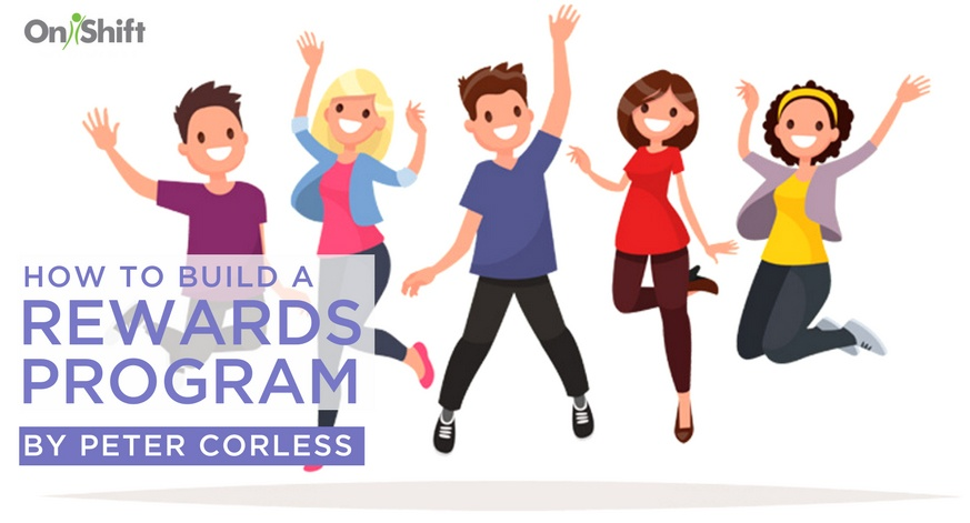 build a rewards program to boost employee engagement