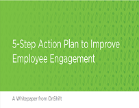 Improve employee engagement in 5 steps