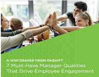 Manager Qualities Driving Employee Engagement