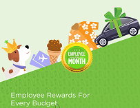 Employee Rewards for Every Budget