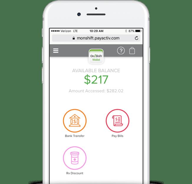 onshift-wallet-app