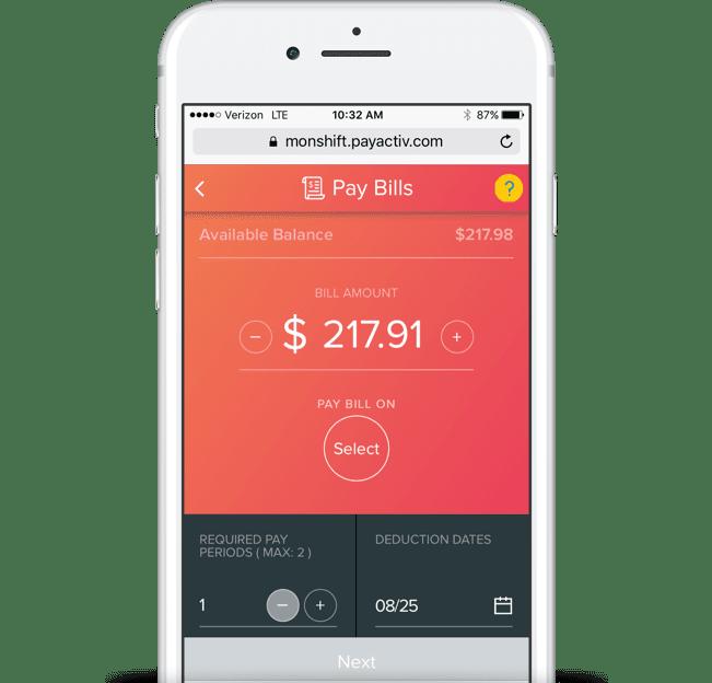 onshift-wallet-app-bill-pay