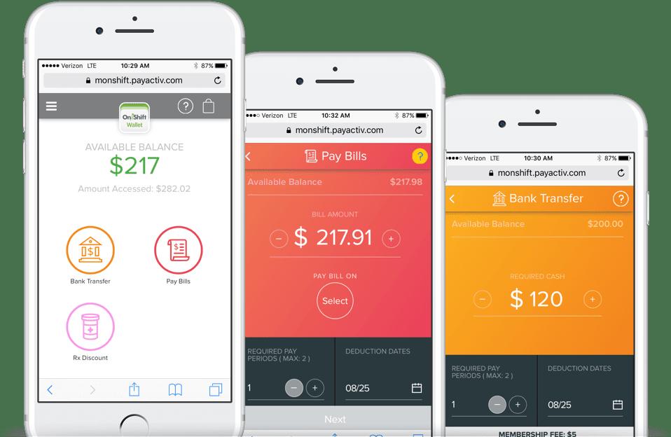 Employee Financial Wellness App