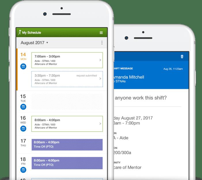 Employee Scheduling App