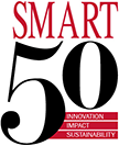Smart 50 Logo