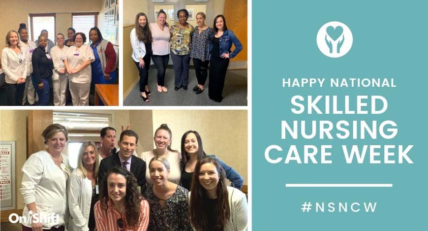 National Skilled Nursing Care Week 2019
