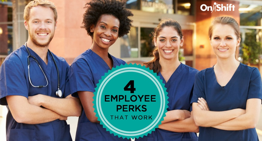 employee perks you offer to attract and retain talent