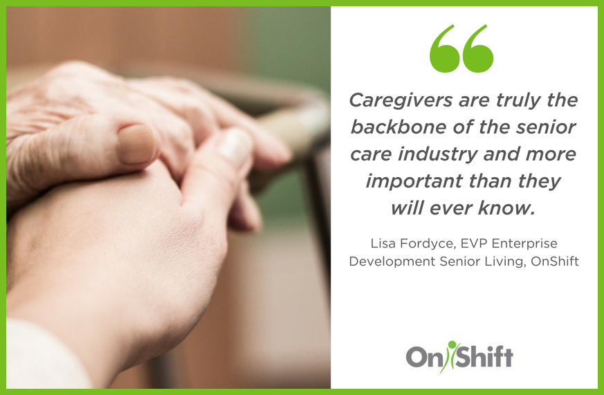 senior care caregivers