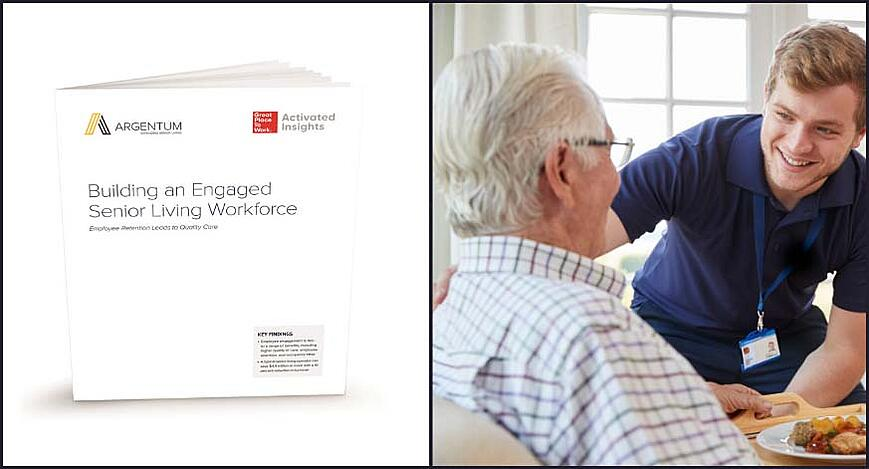 How to build an engaged senior living workforce