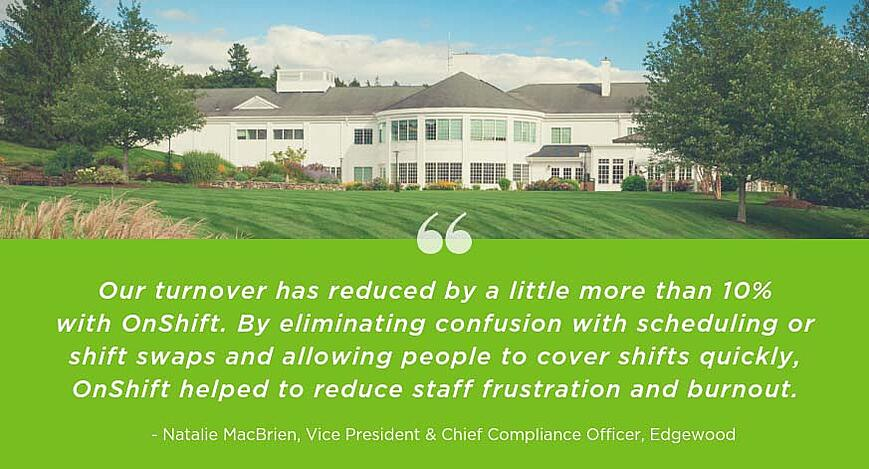 How One CCRC Reduced Turnover