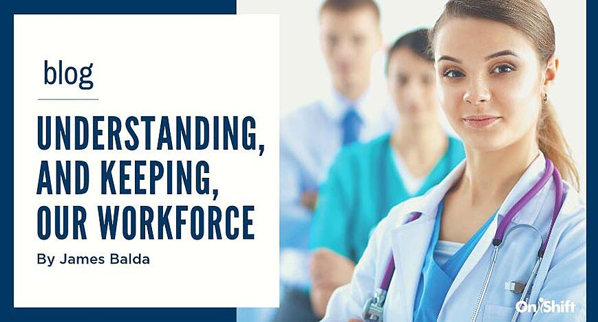 Understanding and keeping our workforce