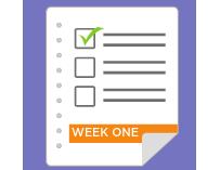First-Week Onboarding Checklist