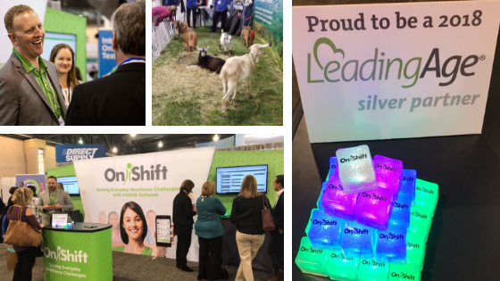 OnShift LeadingAge 2018