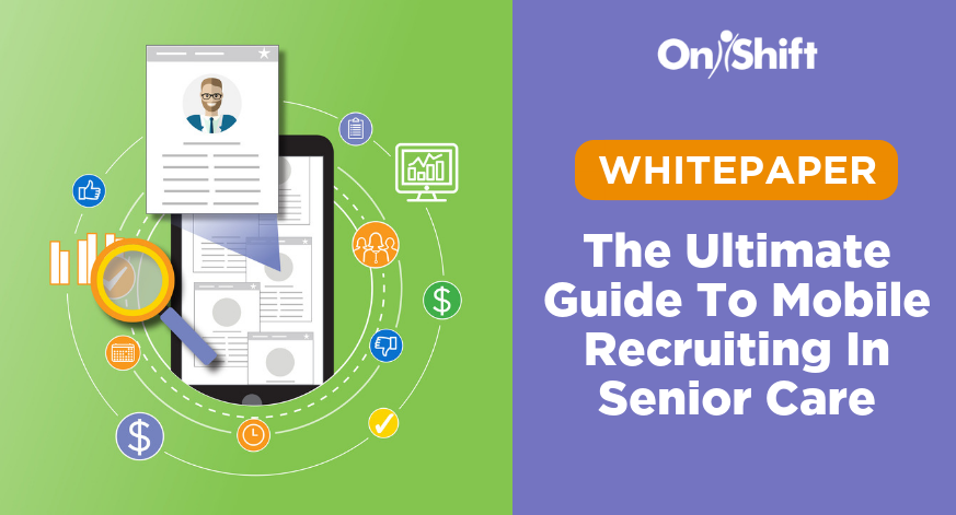 mobile recruiting in senior care