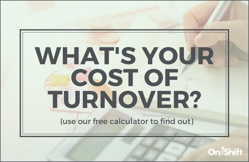 employee turnover