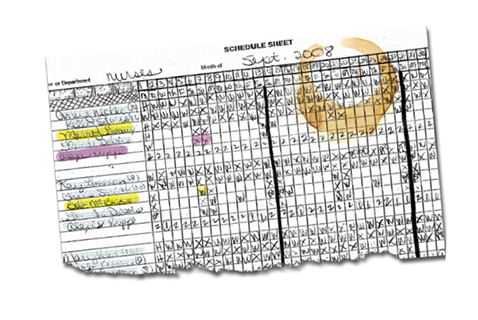 streamline your employee schedule
