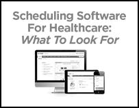 Healthcare Scheduling Software Checklist