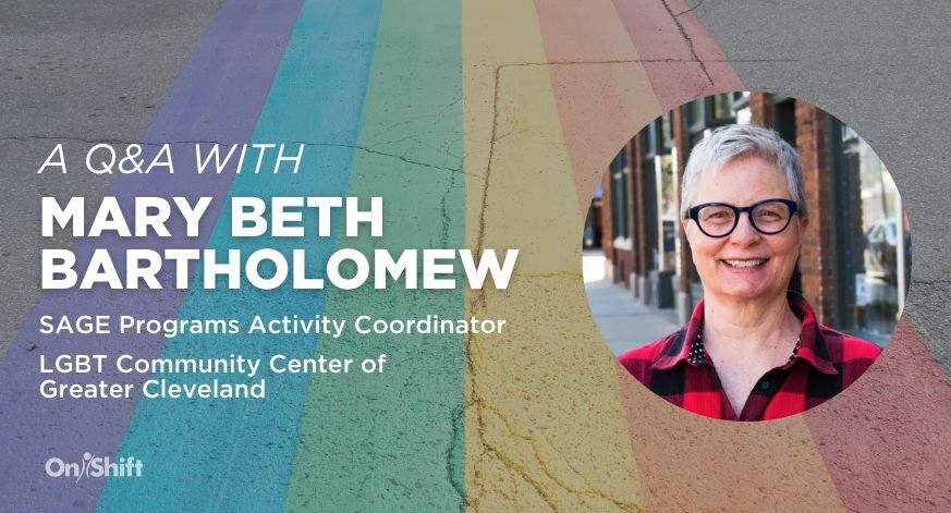 Q&A With A SAGE Coordinator During PRIDE 2021