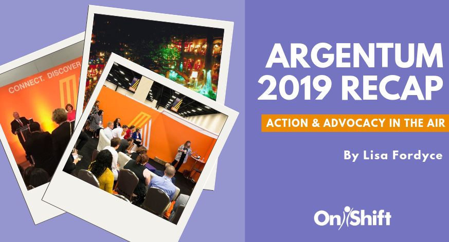 Action & Advocacy In The Air At #Argentum19