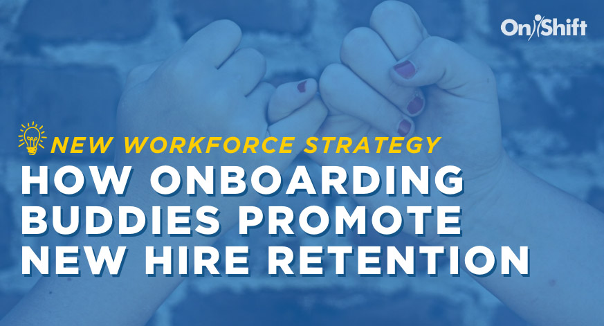 How Onboarding 'Buddies' Can Revolutionize The New Hire Process