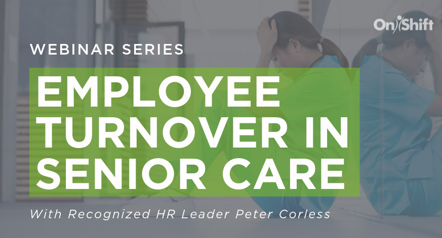 Join Us For Our Webinar Series On Employee Turnover