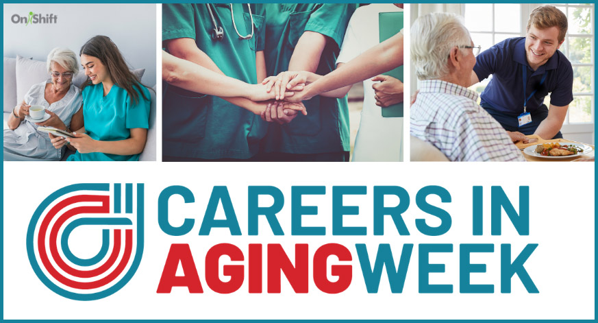 Celebrating Careers In Aging Week 2020