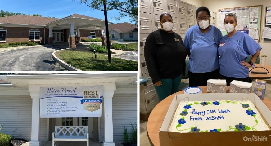 Celebrating CNA Week With Altercare Mayfield Village
