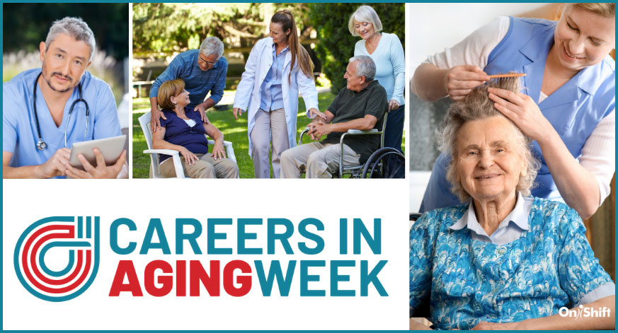 Celebrating A Very Timely Careers In Aging Week