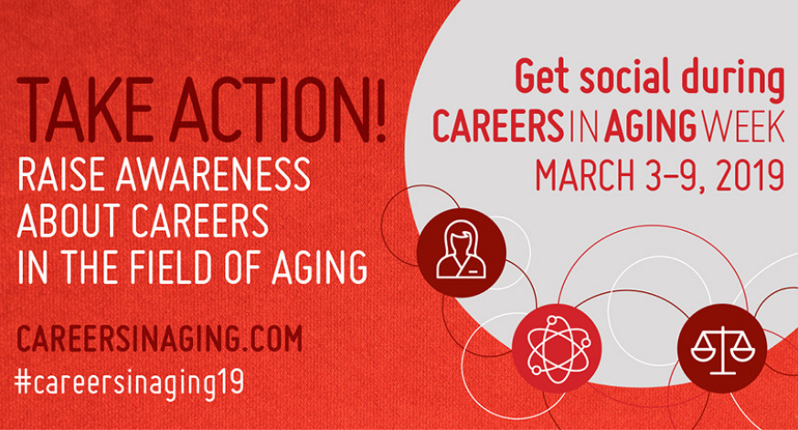 Celebrate Careers In Aging