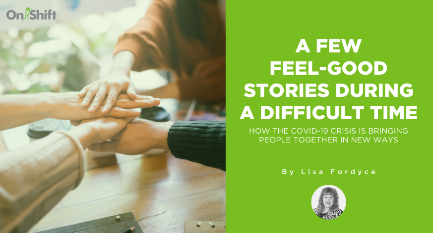 A Few Feel-Good Stories To Boost Spirits During This Difficult Time