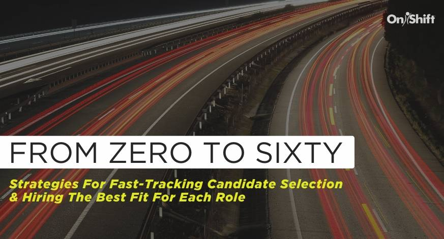 From Zero to Sixty: How To Manage An Influx Of Job Applications & Hire The Best Candidates