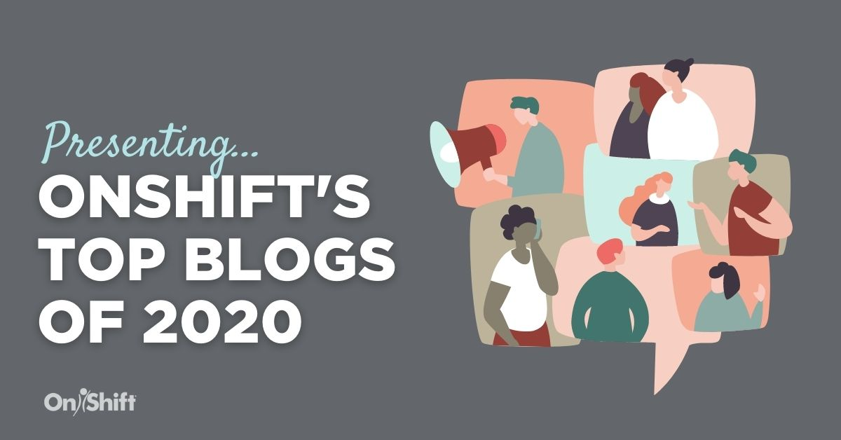 OnShift's Top Blog Posts Of 2020