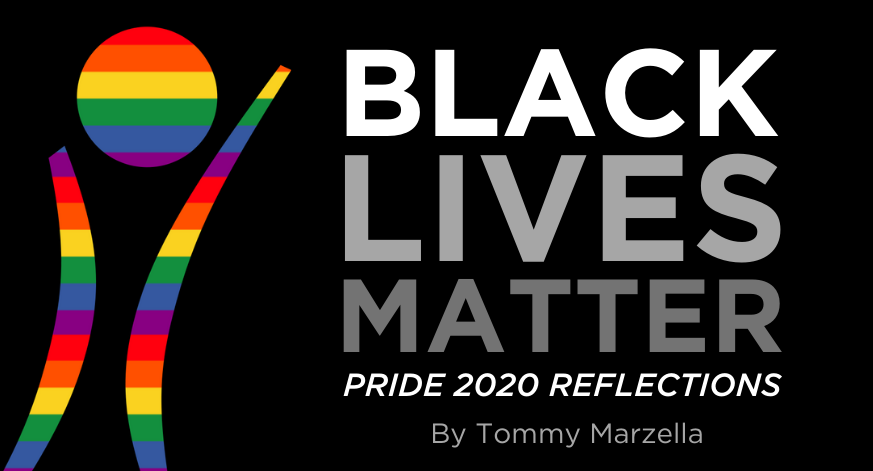 Supporting The Black Lives Matter Movement During Pride Month & Beyond