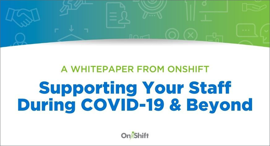 New Whitepaper: Supporting Your Employees During COVID-19 & Beyond