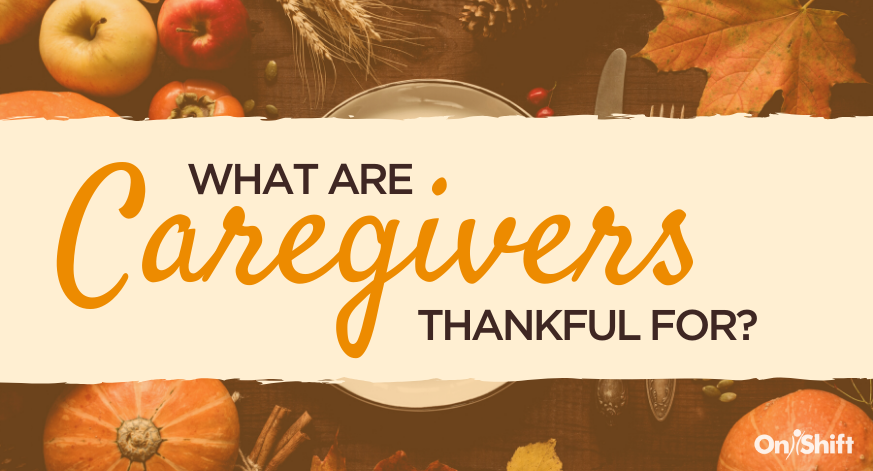 [VIDEO] What Are Caregivers Thankful For This Year?