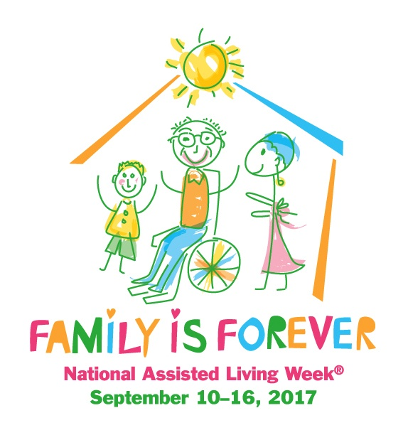 "National Assisted Living Week: ""Family is Forever"""