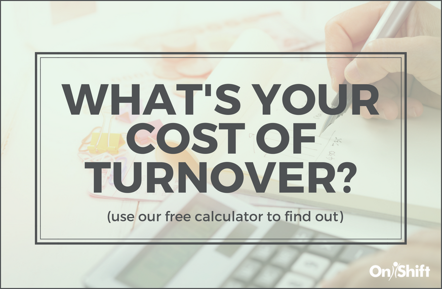 Introducing Our Cost Of Employee Turnover Calculator