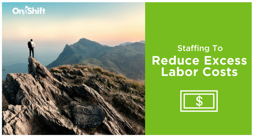 staffing to reduce labor costs