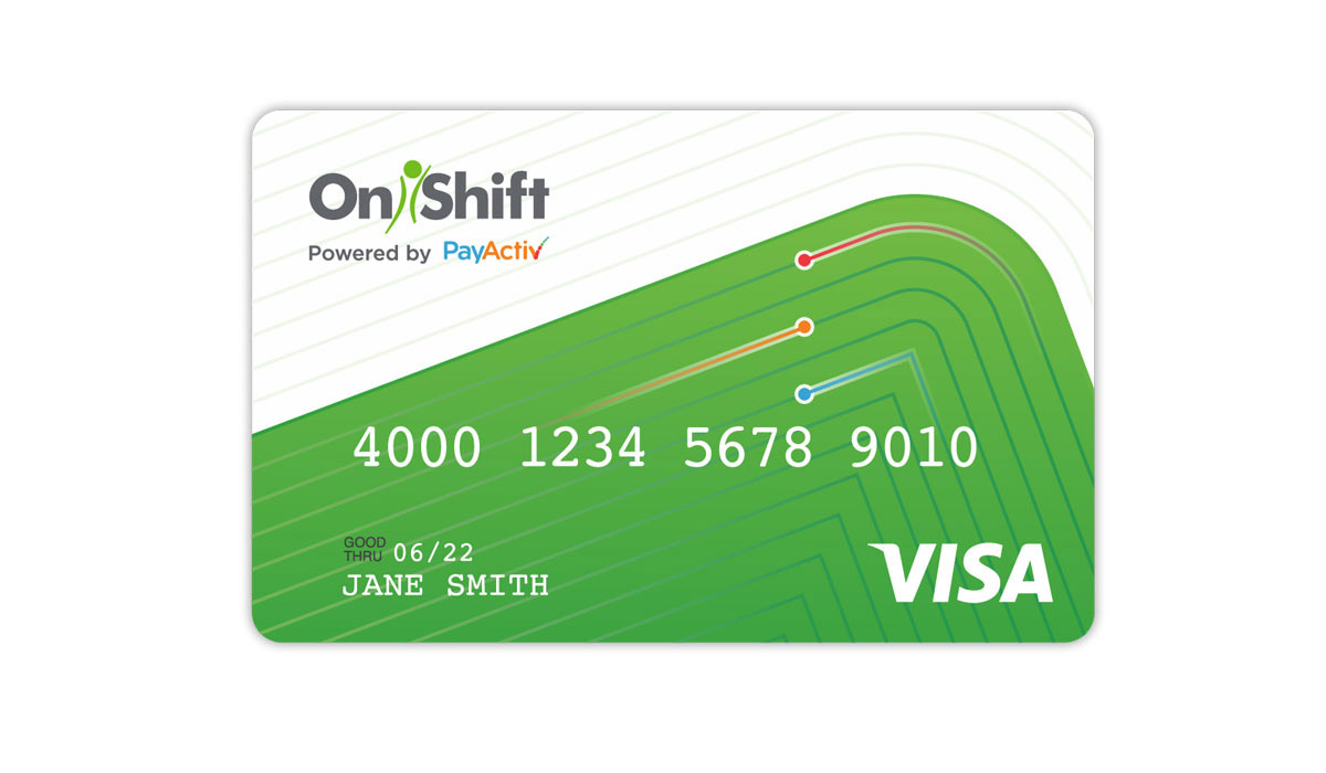 OnShift Announces OnShift Wallet Visa Prepaid Card
